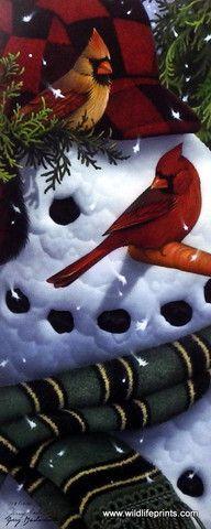 Jerry Gadamus Frosty's Cardinals
