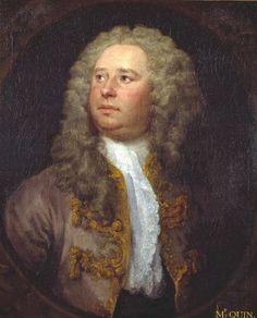 """James Quin, Actor"", William Hogarth, ca. William Hogarth, 18th Century Wigs, 19th Century, Tate Gallery, European Fashion, European Style, Art Uk, Religious Art, Beautiful Paintings"