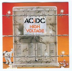 "High Voltage is the debut studio album by Australian hard rock band AC/DC, released on 17 February 1975. Six of the album's eight songs were written by Angus Young, Malcolm Young, and Bon Scott. ""Soul Stripper"" was written by the Young brothers and ""Baby, Please Don't Go"" is a cover version of a Big Joe Williams song. George Young is the older brother of Angus and Malcolm, who also played bass guitar on a number of the album's songs, and played bass guitar at some of AC/DC's live shows."