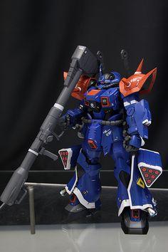 GUNDAM GUY: RE/100 Efreet Custom - Painted Build