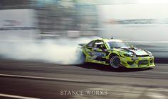 Long Beach 2015 Formula Drift
