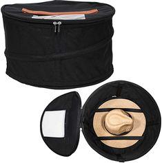 Amazon.com: HappiBox Hat Storage Box | Stuffed Animal Toy Storage | Stackable Round Pop-up Container | Travel Hat Boxes for Women & Men | Closet Organizer w Lid | Dust Cover Cowboy Sun Beach Hats (Black, 1 Pack): Home Improvement Hat Storage, Travel Hat, Men Closet, Hat Boxes, Beach Hats, Waterproof Fabric, Floppy Hats, Pet Toys, Canvas Tote Bags