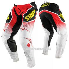 Shift Strike Retro #motorcycle #pants