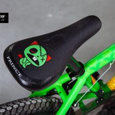 Disponibili in negozio le BMX professionali di casa UNIVEGA, BX PRINCE TELAIO Univega BMX 3,0, CroMo FORCELLA BMX CroMo GUARNITURA Three Pieces, CroMo