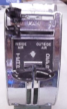 1955-1959 chevy #truck  #deluxe heater control #1 - #reconditioned ,  View more on the LINK: http://www.zeppy.io/product/gb/2/252727427101/