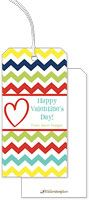 Happy Valentine's Day gift tags for treats and gifts. #valentine'sday #valentinesday