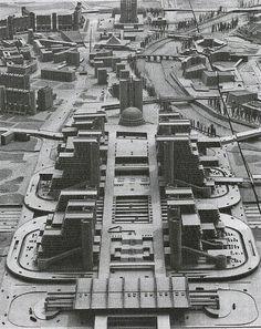 tokyo bay kenzo tange 1965