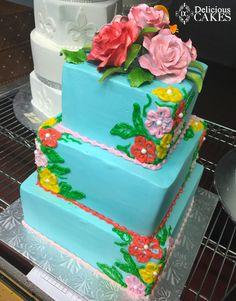 www.DeliciousCakes.com #birthdaycake