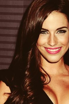 Jessica Lowndes , love her hair. :)