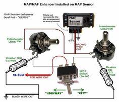 Engine Working, Car Ecu, Map Sensor, Electrical Wiring Diagram, Car Mods, Audi Sport, Technical Drawing, Electronics Projects, Motor Car