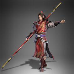 Zhou Yu, Wu Kingdom Dynasty Warriors 9
