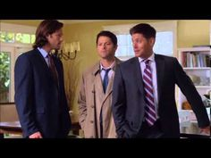 Supernatural: Season 8 Gag Reel Watching this will make any bad day good.
