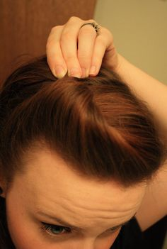 New Hair Tutorial Retro Hairstyles Ideas New Hair Tutorial Retro Hairstyles Ideas New Hair Tutorial Retro Hairstyles Ideas<br> Hair Day, New Hair, Your Hair, Retro Hairstyles, Easy Hairstyles, 1940s Hairstyles For Long Hair, Vintage Hairstyles Tutorial, Popular Hairstyles, Natural Hairstyles