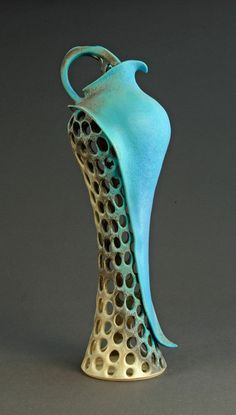 clare wakefield ceramics This is a stand alone work of art. would be beautiful in almost any home decor.