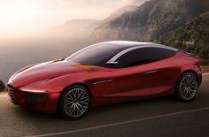 Alfa Romeo IED Gloria Concept for Geneva Motor Show 2013