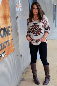 Phoenix Knit from The Rage. Saved to Tops. Shop more products from The Rage on Wanelo. Popular Jeans, Clothing Staples, Simple Shirts, Winter Trends, Autumn Winter Fashion, Fall Fashion, Winter Wear, Winter Style, Teen Fashion