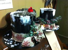 Snowman Hat Pinterest Party at Walnut Street Traditions 1004 Main Street Lafayette IN
