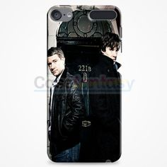 Sherlock And Dr Watson iPod Touch 6 Case | casefantasy
