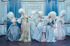 Decadence: Shooting the wickedly indulgent court of Marie Antoinette | Creative Boom