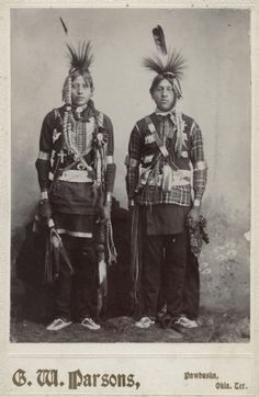 Indian Pictures: Osage Sioux Indian Pictures