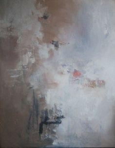 urban2 mixed media on canvas 20x16