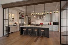 Industrial Kitchen Designs-13-1 Kindesign