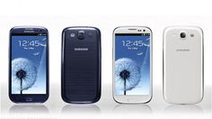 Samsung unveils new flagship Galaxy S III