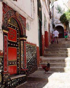 عبق التاريخ قصبة الجزائر #القصبة. La Casbah d'Alger