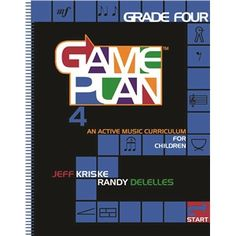 GamePlan from West Music