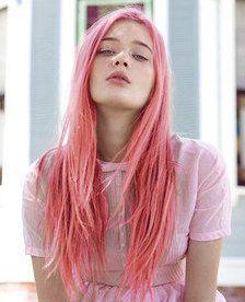 pelo+rosa+nuevo+look                                                                                                                                                                                 Más