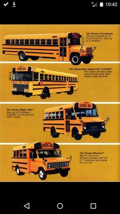 68 Ideas truck campers ideas school buses - Comme un camion School Bus Driving, School Bus House, Old School Bus, Converted School Bus, School Buses, Bus Humor, Travel Camper, Bus Living, Short Bus