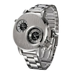 $5.01 (Buy here: https://alitems.com/g/1e8d114494ebda23ff8b16525dc3e8/?i=5&ulp=https%3A%2F%2Fwww.aliexpress.com%2Fitem%2FFashion-New-Mens-Stainless-Steel-Watches-Date-Military-Sport-Waterproof-Clock-Quartz-Analog-Wrist-Watch-wholesale%2F32777764708.html ) Fashion New Mens Stainless Steel Watches Date Military Sport Waterproof Clock Quartz Analog Wrist Watch wholesale for just $5.01