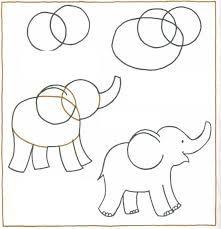 how to draw an elephant - Google zoeken