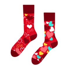 Good Mood, Gift For Lover, Hearts, Socks, Lady, Gifts, Inspiration, Design, Biblical Inspiration