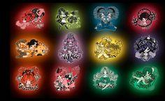 zodiac black fantasy religion sign chibi anime girl wallpaper - D W - Wallpapers Designs Zodiac Sign List, Best Zodiac Sign, Zodiac Signs Aries, Astrology Signs, What Is Astrology, Astrology Books, Vedic Astrology, Gemini And Scorpio, Aquarius