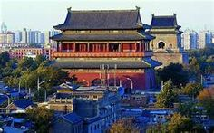 The Drum and Bell Tower, Beijing; read about 'Timing is Everything' at http://blog.chinatraveldepot.com/page/3/