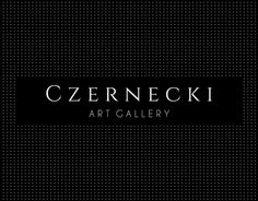 """Check out new work on my @Behance portfolio: """"Czernecki Art Gallery 