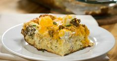 Savory Everything Bagel French Toast Casserole