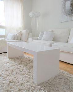 5 Years Ago 😊 Wohnzimmer, Wohnzimmer Weiß, Schattierungen Von Weiß,  Einrichten U0026 Wohnen
