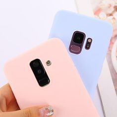 "Universe of goods - Buy ""Candy Macaron Color Case For Samsung Galaxy 2017 2016 Plus 2018 Plus Note 8 Soft Cover"" for only USD. Phone Cases Samsung Galaxy, Samsung S9, Cell Phone Cases, Iphone Cases, Galaxy A5, Galaxy Note, Capas Samsung, Smartphone, Mode Blog"