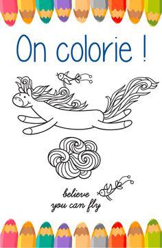 Coloriage gratuit à imprimer #coloriage