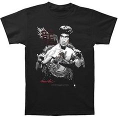 Bruce Lee The Dragon T-shirt - http://bandshirts.org/product/bruce-lee-the-dragon-t-shirt/