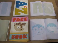 Face Book Notebook by Sukie. All Sukie notebooks are made from 100% recycled paper.
