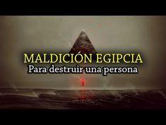 Maleficio Egipcio para Destruir una persona (fácil de hacer) - YouTube Baby Witch, Magic Recipe, Soloing, Samhain, The Voice, Youtube, Tips, Wicca, Black