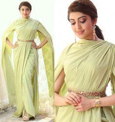 Pranitha Subhash in aza designer in Neeta Lulla
