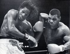 Mike Tyson vs Mitch Green