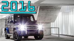 ►Exterior & Interior Mercedes AMG G63 2016 Automatic V8 First Drive Review