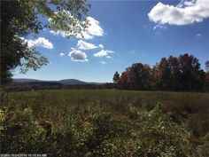Maine Real Estate Listing 0 McLaughlin Road MLS#1286124 121 ac $ 150000