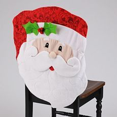 Santa Chair Cover