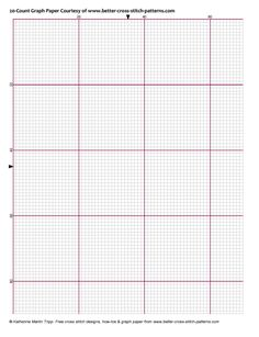 20 Count Graph Paper.